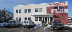 Bürogebäude in Feistritz an der Drau